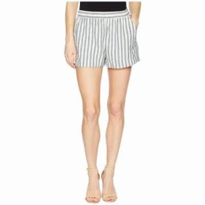 スプレンディッド ショートパンツ Stripe Shorts Off-White