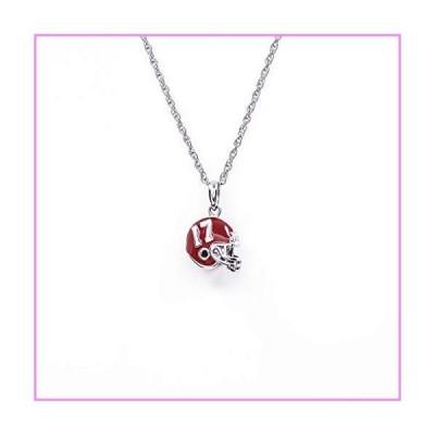 【送料無料】University of Alabama Necklace   Crimson Tide Charm Pendant with Chain   Alabama Stainless Steel Charm   Alabama Gifts【