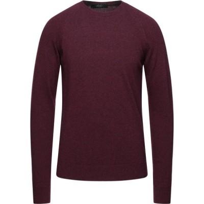 リウジョー LIU JO MAN メンズ ニット・セーター トップス sweater Maroon