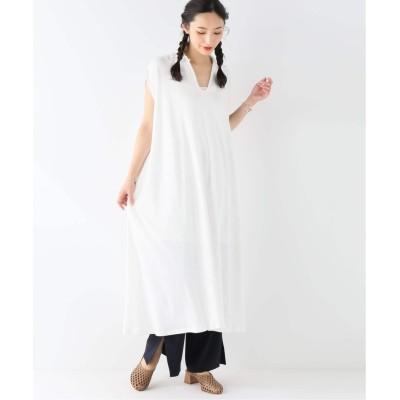 レディース ボイスフロムベイクルーズ 【kengo】day Dress ホワイト フリー