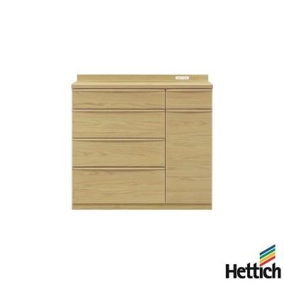 食器棚 キッチンカウンター 幅100cm 高さ95cm 軒先渡し 完成品 キッチン収納 収納 キッチンボード オーク材 代引不可
