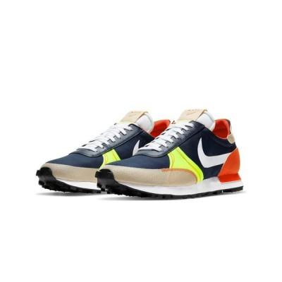 ナイキ Nike メンズ スニーカー シューズ・靴 Dbreak-Type Se Trainers In Navy And Orange ネイビー