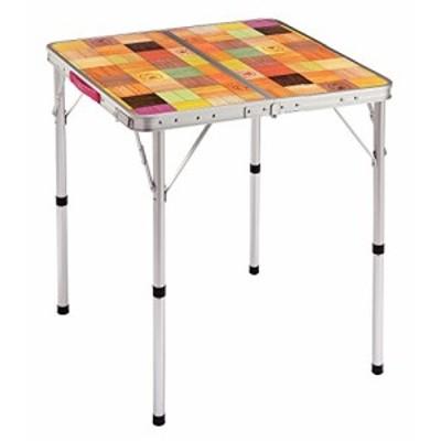 コールマン(Coleman) テーブル ナチュラルモザイクリビングテーブル 60プラ(未使用品)