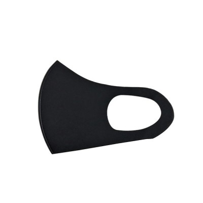 KZ 接触冷感立体マスク 洗えるタイプ 男女兼用 ブラック EnergyPrice(エナジープライス) ブラック 1枚