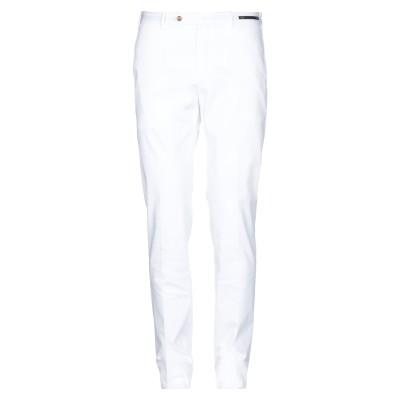 PT Torino パンツ ホワイト 54 コットン 98% / ポリウレタン 2% パンツ