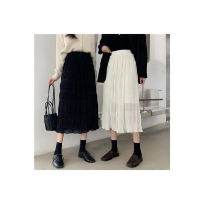 【送料無料】スカート ウインター と セーターの女性 年 何でも似合う ハイウエスト | 364331_A64366-2511479