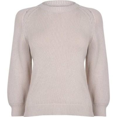 ベルベット グラハム&スペンサー Velvet レディース ニット・セーター トップス yara knitted jumper Putty