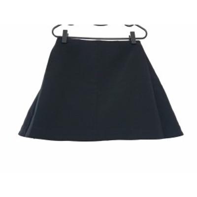 ミューズ muse ミニスカート サイズ36 S レディース 黒【中古】20200603