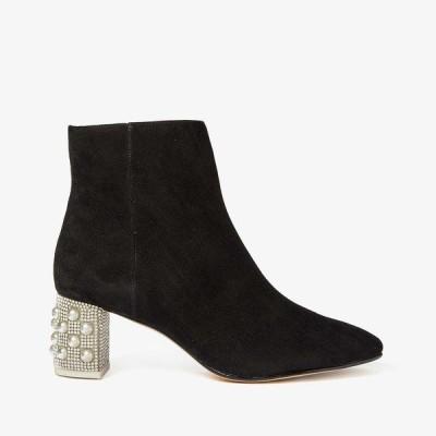 ソフィアウェブスター ブーツ&レインブーツ シューズ レディース Toni Mid Ankle Boot Black/Pearl
