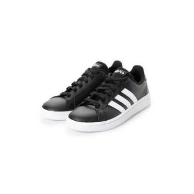 ジーラ GeeRA 【adidas】GRANDCOURT (黒)