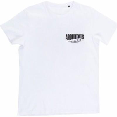 アーキテクツ Architects メンズ Tシャツ トップス - Silhouettes White - T-Shirt white