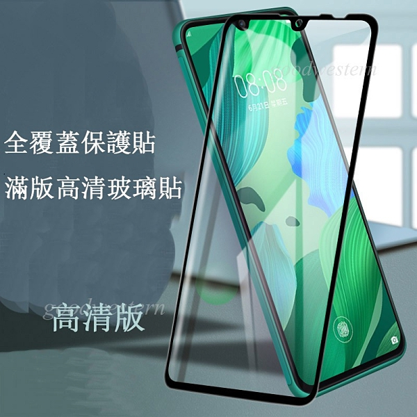 OPPO Realme6i Reno2 Z AX7 Pro R15Pro R11Plus R9s 高清黑色保護貼全屏玻璃貼