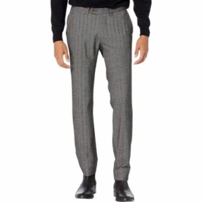 ニフティジーニアス Nifty Genius メンズ スラックス ボトムス・パンツ Thomas Stretch Dress Chino in Herringbone Gray