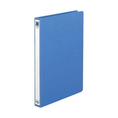 コクヨ スプリングファイル A4縦 200枚収納 青