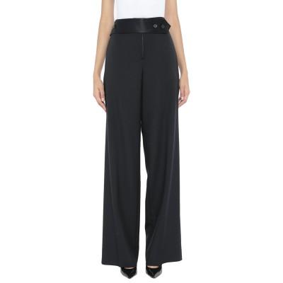 VICTORIA BECKHAM パンツ ブラック 12 バージンウール 65% / モヘヤ 35% パンツ