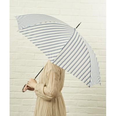 雨傘長バイアス(ネイビー)