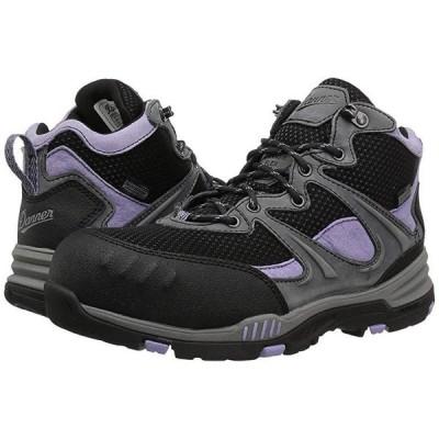 ダナー Springfield Non-Metallic Safety Toe レディース ブーツ Gray/Lavender