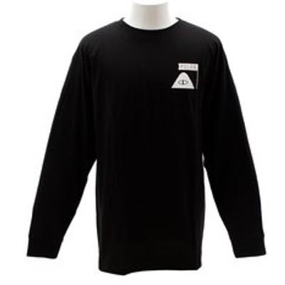 Tシャツ メンズ 長袖 ODD-BIRD ロングスリーブ  S21220004-BLK オンライン価格