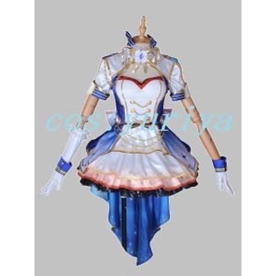 リブドル! VIRTUAL IDOLS NEXT TO YOU カティア・ウラーノヴァ コスプレ衣装