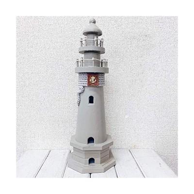 マリン灯台オブジェ 置物 イカリ インテリア マリン雑貨 アジアン雑貨