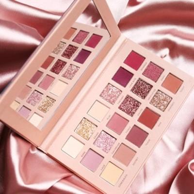人気の新商品小衆アイシャドーフラッシュピンク大スパンコール砂漠薔薇アイシャドー