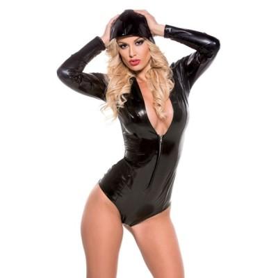 キャットウーマン | コスプレ キャットスーツ コスチューム 大人 衣装 仮装 ボンテージ ボディースーツ なりきり 大人 セクシー 大きいサイズ ダンス コス ボン