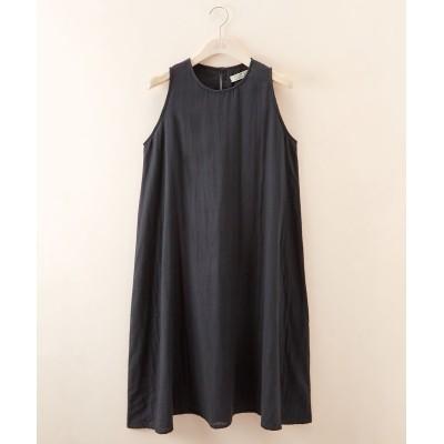 【大きいサイズ】 ダブルガーゼノースリーブワンピース【Kiloruan】 ワンピース, plus size dress