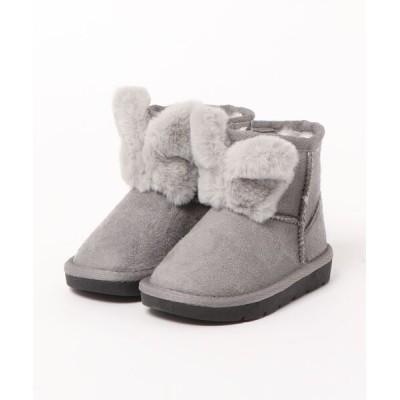 babybaby / 【POMPKINS / ポプキンズ】ムートンブーツ KIDS シューズ > ブーツ