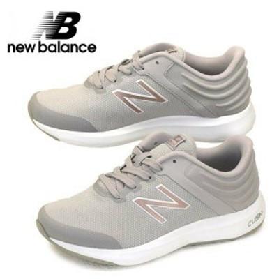 ニューバランス New Balance RALAXA W GP1 2E フィットネス ウォーキング 幅広 シューズ WARLXGP1 灰 レディース