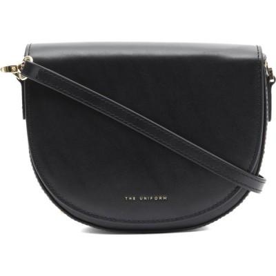 ユニフォーム THE UNIFORM レディース ショルダーバッグ バッグ Mini Leather Saddle Bag