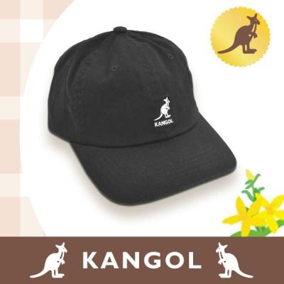 カンゴール K5165HT WASHED BASEBALL キャップ BLACK