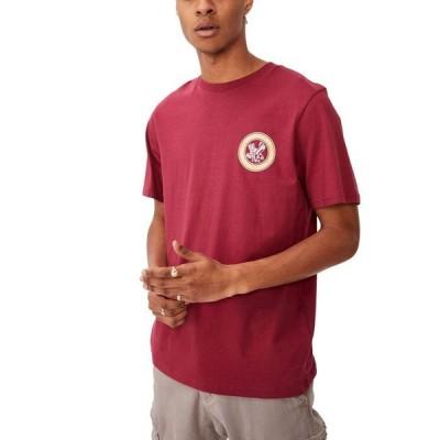 コットンオン メンズ Tシャツ トップス Men's Graphic Moto T-shirt