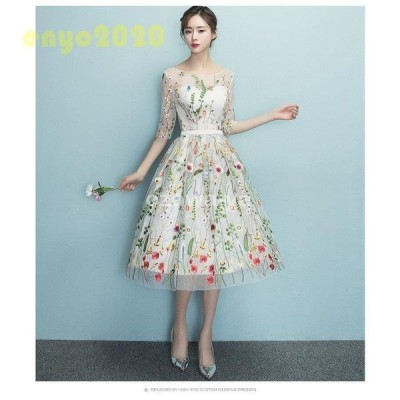 ウェディングドレス♪高級ウエディングドレス格安.お花嫁ドレス結婚式/二次会/パーディ-//花嫁♪