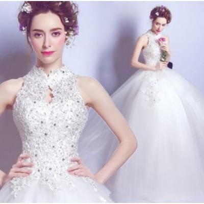 結婚式ワンピース お嫁さん 豪華な ウェディングドレス 高級刺繍 花嫁 ドレス ビスチェタイプ 白ドレス タイトスカート