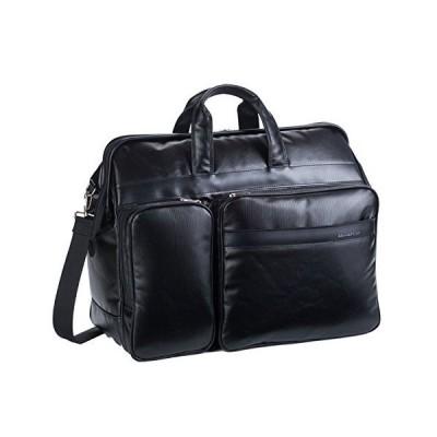 BROMPTON ブロンプトン 平野鞄 豊岡鞄  メンズ ボストンバッグ ダレスバッグ メンズ 旅行かばん PCコートチャックダレスBTシリーズ 黒 31127 ボストンバック