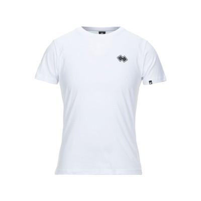 ERREA REPUBLIC T シャツ ホワイト XS コットン 100% T シャツ