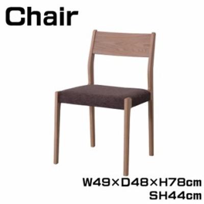 チェア ダイニングチェア 幅49cm 椅子 いす 食卓椅子 チェアー ダイニングチェアー 天然木 オーク シンプル ナチュラル 北欧 JPC-121OAK