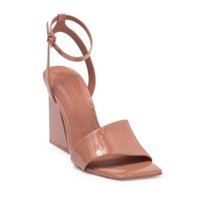 メルセデスカスティロ レディース サンダル シューズ Serafina Ankle Strap Block Heel Sandal DUSTY ROSE