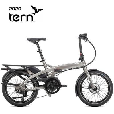 (特典付)折り畳み 2020 TERN ターン VEKTRON S10 ベクトロン S10 ダークシルバー
