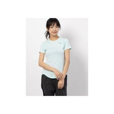 プーマ PUMA エピック ヘザー SS Tシャツ (FAIR AQUA HEATHER)