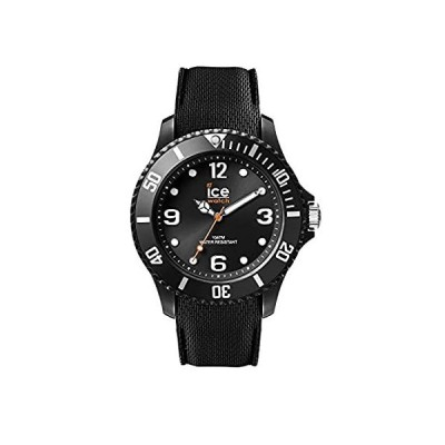 Ice-Watch - ICE Sixty Nine Black - Men's (Unisex) Wristwatch with Silicon S
