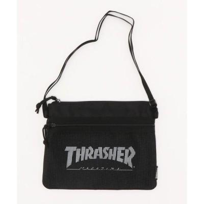 ショルダーバッグ バッグ 【63】【THRASHER】サコッシュ