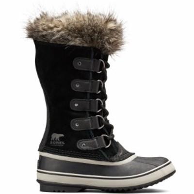 ソレル Sorel レディース ブーツ シューズ・靴 Joan Of Arctic Boots Black/Quarry