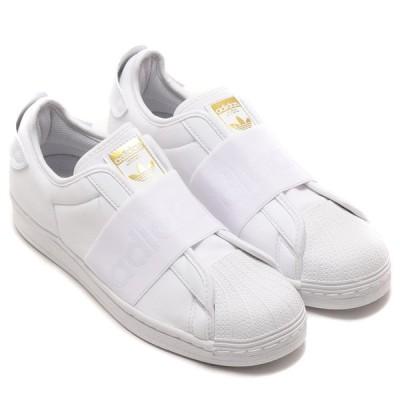 2021年春夏新作♪ adidas【アディダス】 SST SLIP ON スーパースター スリッポン 【GZ8398】 ホワイト
