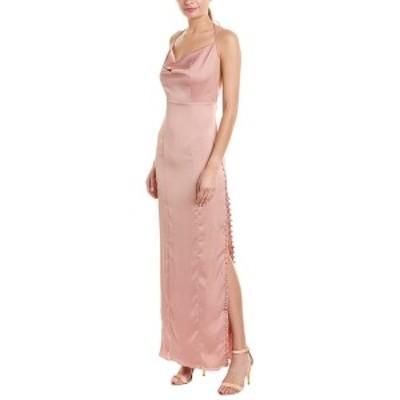 フェームアンドパートナー レディース ワンピース トップス Fame & Partners Maxi Dress dusk