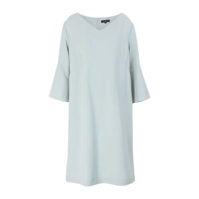 ANTONELLI ミニワンピース&ドレス ライトグリーン 40 ポリエステル 94% / ポリウレタン 6% ミニワンピース&ドレス