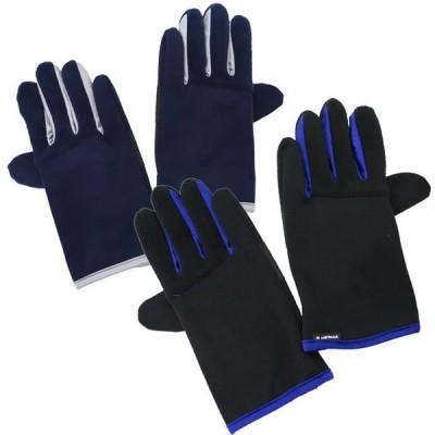 手袋 スマホ対応 タッチパネル対応 5本指 メンズ 紳士 AIRWALK エアウォーク ネコポス対応 全国送料無料