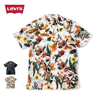 リーバイス 半袖 シャツ Levi's 72625 CUBANO SHIRT キューバシャツ 開襟シャツ テンセル [210527]