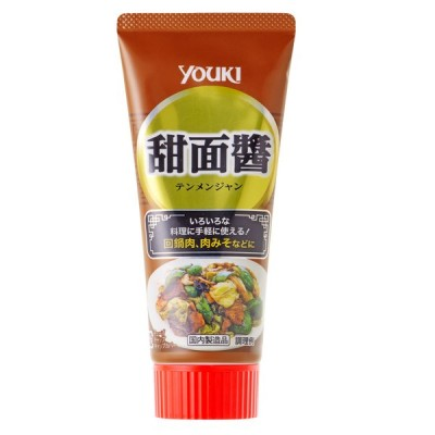 ユウキ食品 甜面醤(チューブ)100g