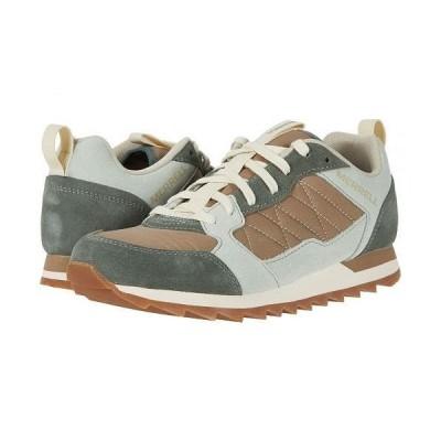 Merrell メレル レディース 女性用 シューズ 靴 スニーカー 運動靴 Alpine Sneaker - Laurel/Foam